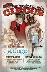 Wanderlust Circus presents Alice